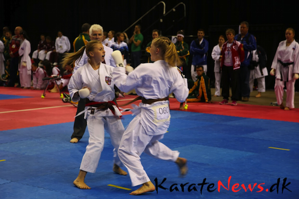 World Shotokan Karate Association (WSKA) afholdte VM i weekenden den 28-29 september 2013