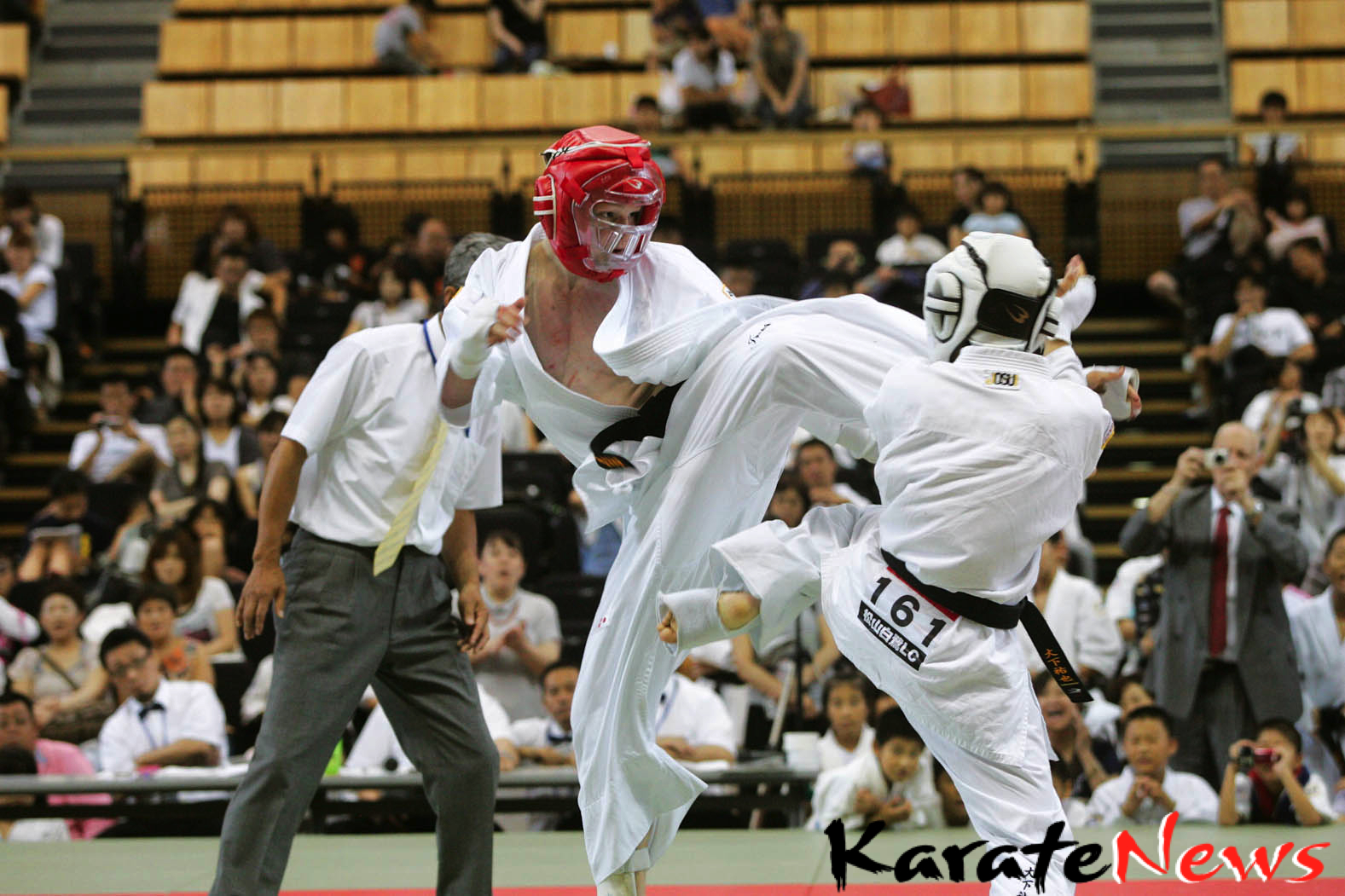 Lions Cup i Matsuyama, Japan i kontaktkarate