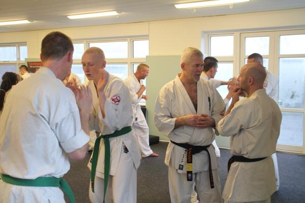 Åbent hus i Amager Kyokushin Karate Klub