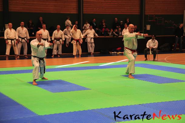 Træningslandskamp JKS Shotokan, Danmark – Sverige