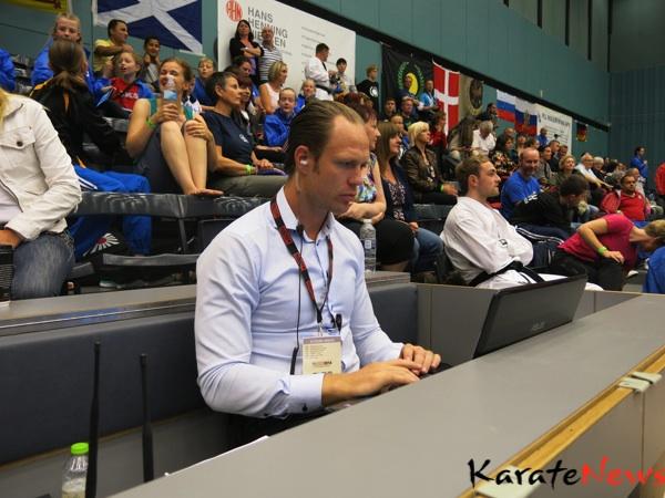 Interview Thomas Bjurring, Formand for Dansk Karate Forbund