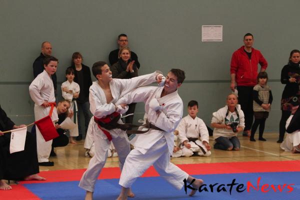 Dansk Traditionel Karate Forbunds Kodomo Cup