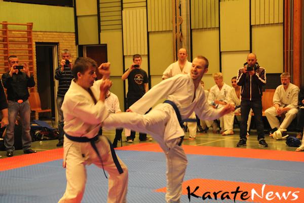 BS Cup 2013 i kontakt karate