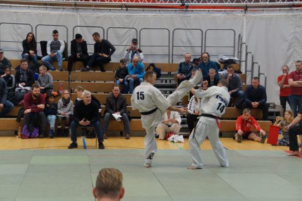 DM i Dansk Karate Union set i billeder