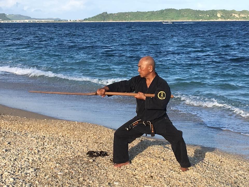 På Okinawa igen efter 18 år