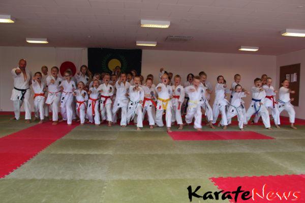 JKS Shotokan Karate Sommerlejr 2012