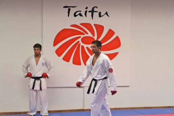 Fantastisk kumite seminar med Verdensmester og Europamester