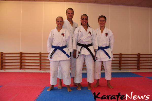 Karatefamilien i Gladsaxe