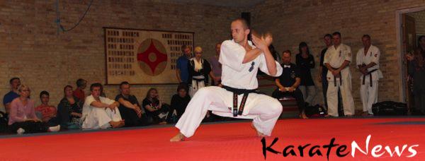 De danske mesterskaber i kata i Dansk Karate Union.