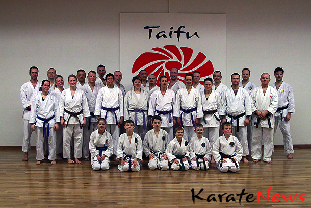 Åbent Shotokan seminar