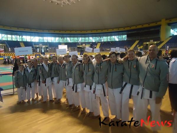 Tanker om JKS Danmarks deltagelse i EM 2012 i Torino, Italien.