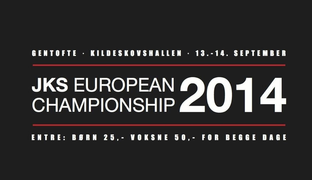 JKS European Championship 2014