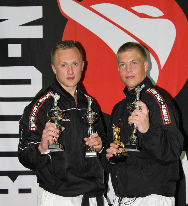 Ystad International 2012 JKA Shotokan Karate stævne