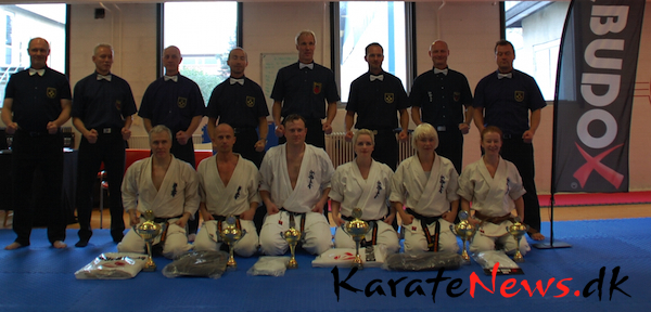 DM i kata i  Dansk Karate Union (DKU).