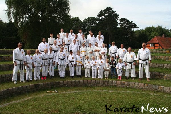 Keikokan Karate Kobudo Gasshuku 2012