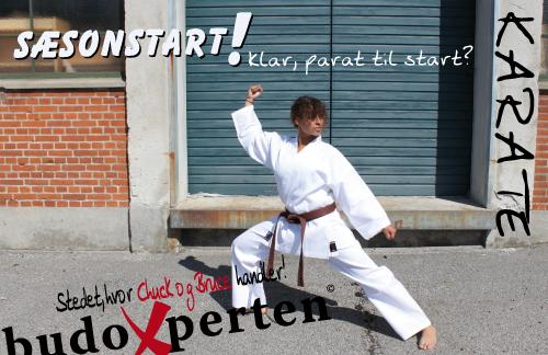 Klar-Parat-Start Karate