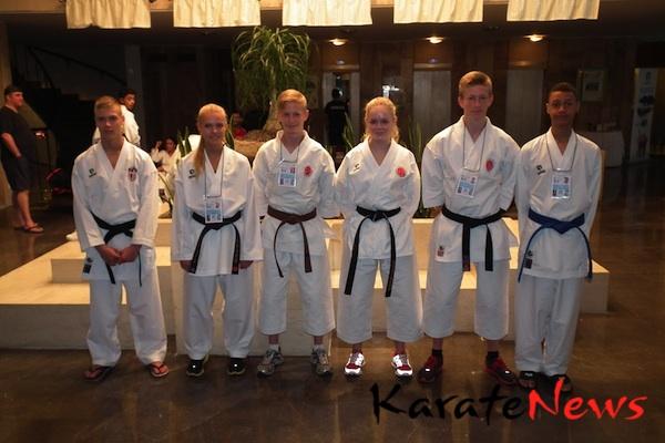 Karate1 – Youth Cup 2012 Korfu, Grækenland