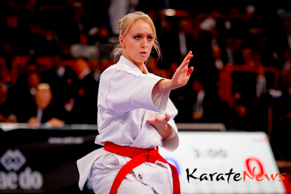 Fantastisk dag for dansk kata – bronzekamp på lørdag