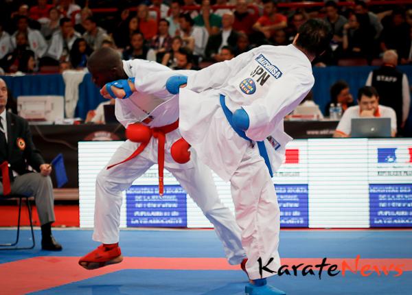 VM i WKF karate 2012 tilbageblik