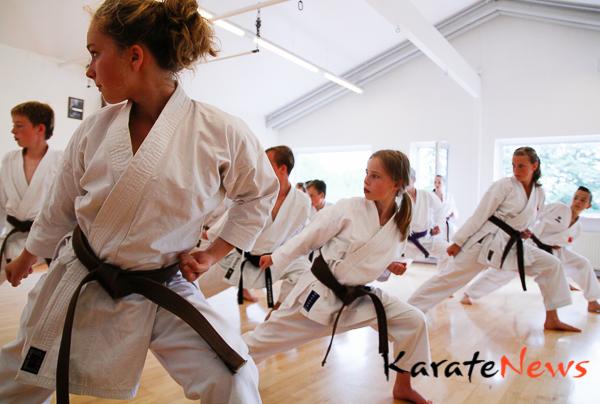 Gasshuku Nordsjælland – træning i verdensklasse!
