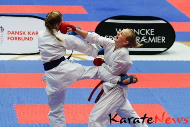 Dansk Karate Forbund afvikler Danmarksmesterskaber 4. til 6. april 2014