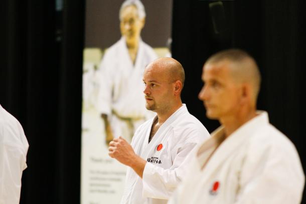 Tommy Abrahamsson from Shotosha Denmark