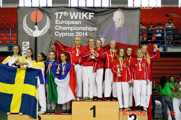 Stor succes til Danmark på Cypern