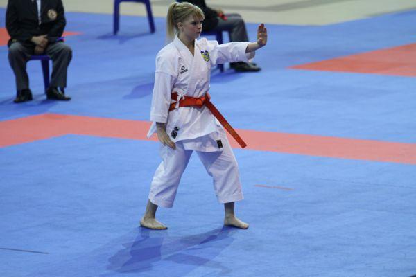 VM i Karate Melaka stævnedag 2, to top 8
