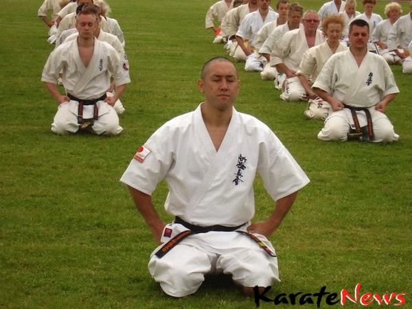 Sommerlejr Dansk Karate Union
