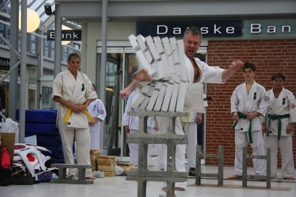 Klubprofil: Farum Kyokushin Karate