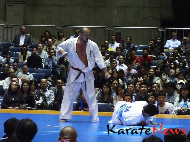 Shinkyokushin 44 All-Japan tournament