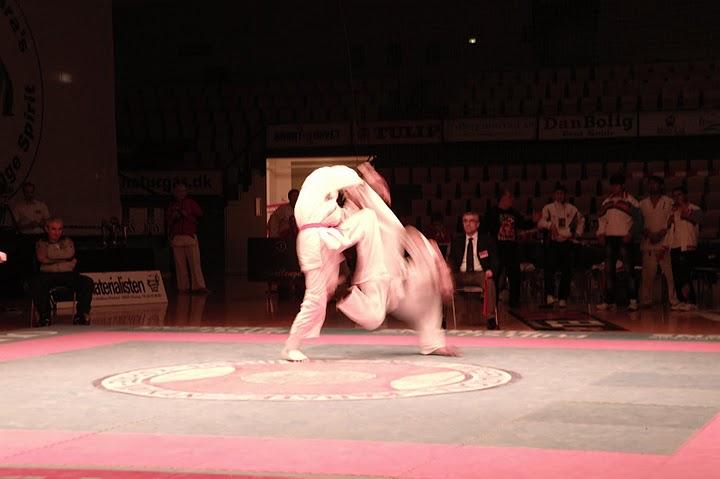 Ricard Grove og Daniel Neumann vinder VM i Ashihara karate!