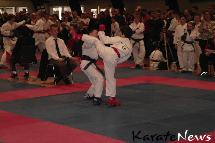 Talent Cup – Ulfborg den 7. April 2012 – Dansk Karate Forbund