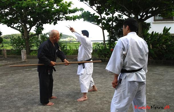 OKINAWA – 2 GANGE INDENFOR EN MÅNED