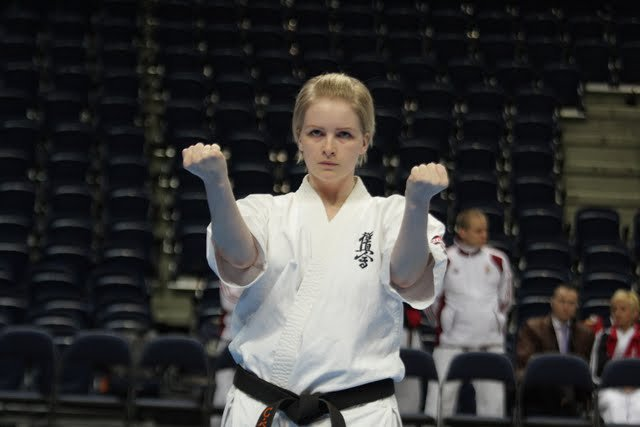 Interview med Sensei Christina Petersen, Kyokushin Karate