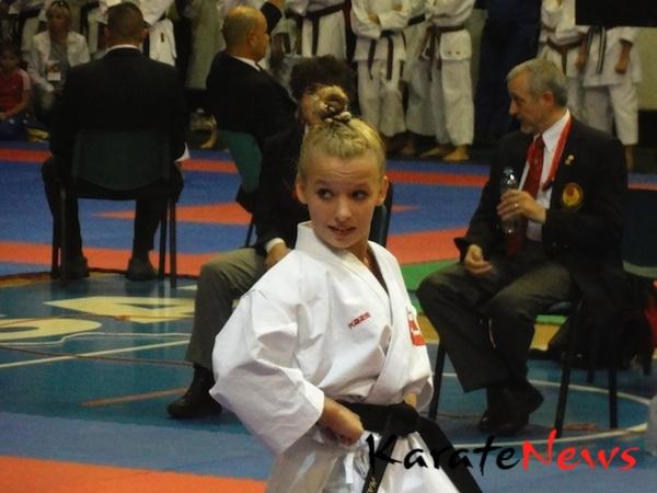 Dansk sølv og bronze ved VM i karate