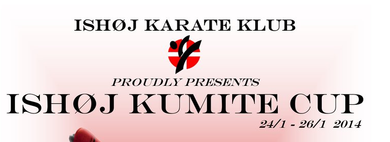 Ishøj Kumite & Kata Cup 2014