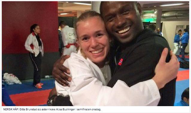 Mange danskere ude af VM i WKF karate i Bremen – Norsk kæmper i finalen