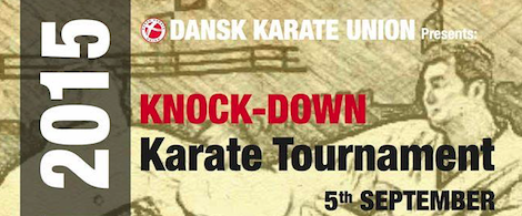 Knock-Down Tournament 5th september
