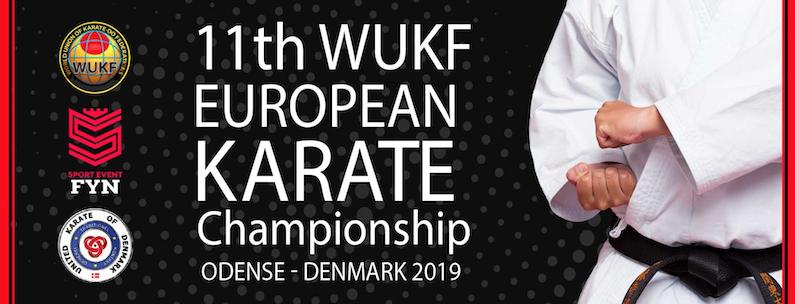 11th WUKF EUROPEAN KARATE CHAMPIONSHIP