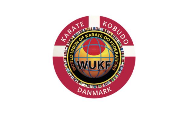 United generel karate bliver til wukf danmark