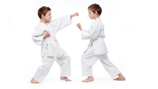 Kan karate øge voldelige tendenser?