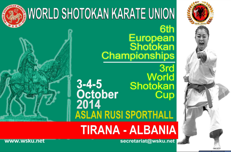 6 th European Shotokan Championships