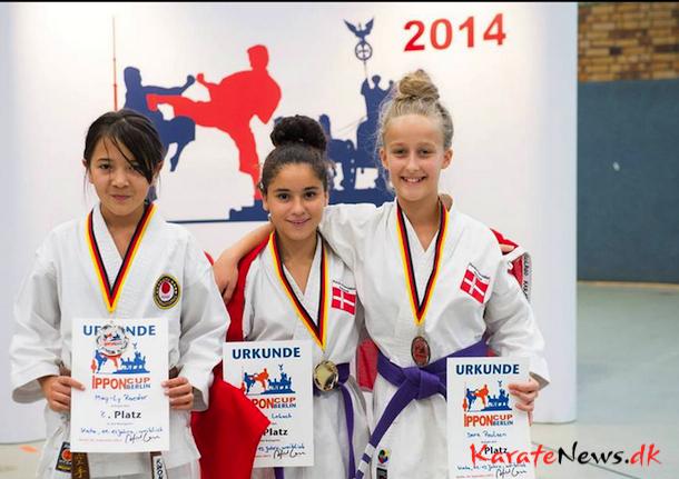 En travl weekend med Solrød Karate Klub