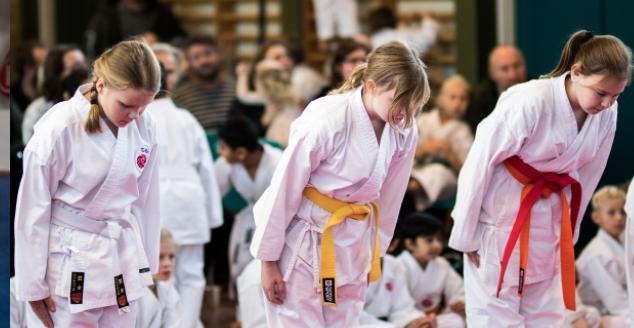 Børn – Karate & Dannelse?