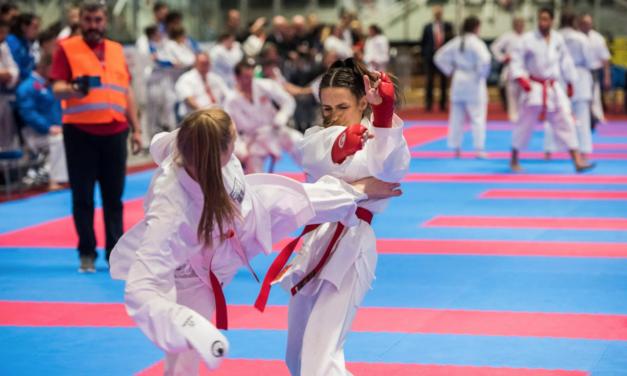 EM i karate kommer til Fyn
