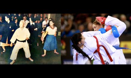 Karatens dilemma – tradition versus sport