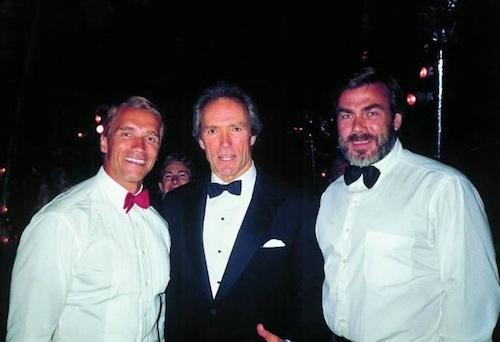 Sven-Ole, Arnold og Clint