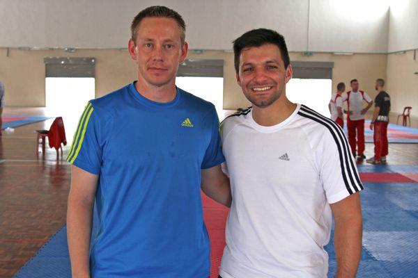 Interview landstræneren i kata, Dansk Karate Forbund