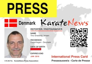 KarateNews får 5 nye fotografer